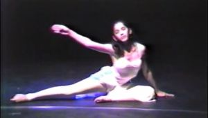 Ms Gina danced the Maidens face of the Goddess.